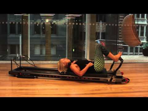 Pilates Reformer Foot and Ankle Strength And Mobility with Wendi Carroll