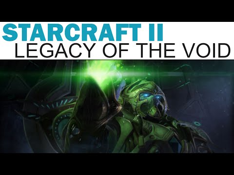 StarCraft II: Legacy of the Void Let's Play - Part 10 - Infinite Cycle