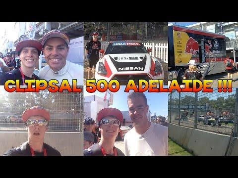 CLIPSAL 500 ADELAIDE!!!
