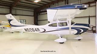 N5264R. 2009 Cessna T182T Turbo Skylane Aircraft For Sale at Trade-A-Plane.com