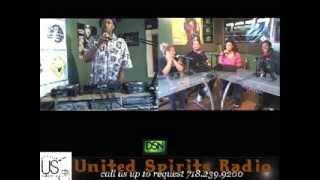 United Spirits Radio Show W/ Guest DJ