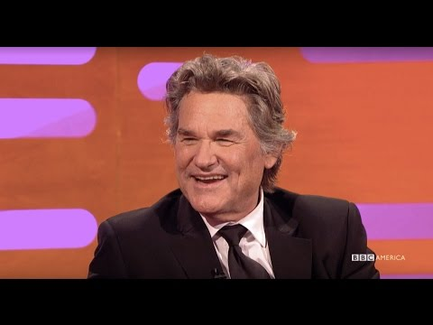 Kurt Russell Reveals Why You Can't Fall Asleep on Quentin Tarantino's Set  The Graham Norton