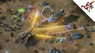 Ashes of the Singularity - 3vs3 HARD MATCH | Multiplayer Gameplay