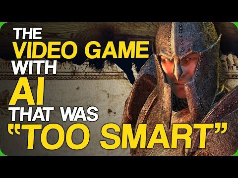 "The Video Game With AI That Was ""Too Smart"" (Fallout 76 and Red Dead Online) thumbnail"