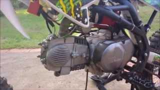 Préparation dirt bike 972