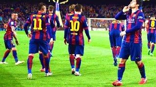 Barcelona vs Real Madrid 2-1 ● El Clásico ● Extended Highlights ● La Liga 2015 ● 22/03/2015