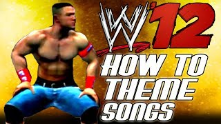 How to Put Custom Theme Songs On WWE