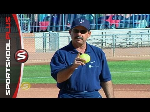 How to Field Groundballs in Softball with Mike Candrea