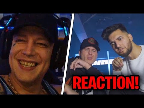 Reaktion auf ApoRed & Leon Machere + Lustiger Talk 😂 MontanaBlack Reaktion