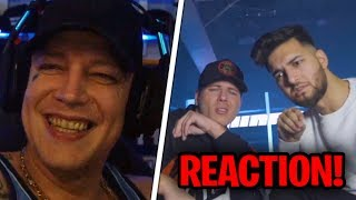Reaktion auf ApoRed & Leon Machere + Lustiger Talk 😂 MontanaBlack Reaktion