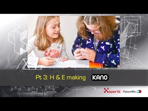 Making Kano With H & E - The STEAM Learning Project Pt3