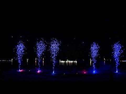 Fireworks Show 【Music: Human Legacy】
