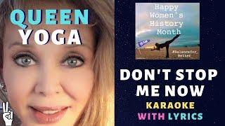 Karaoke Queen / Fitness thru Singing / Karyoga