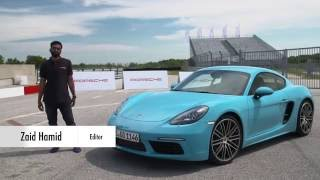 Porsche 718 Cayman Review - Has the 4 Cylinder Engine Killed the Cayman?