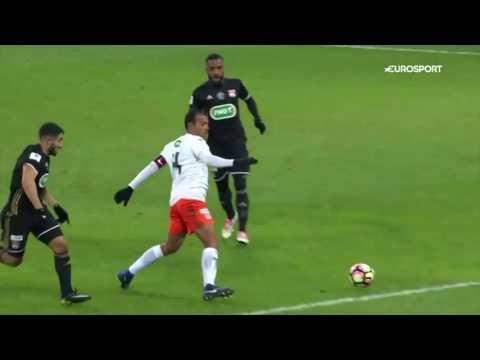 Coupe de France, 32es de finale : Olympique Lyonnais-Montpellier HSC (5-0)