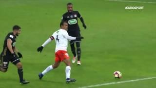 Video Gol Pertandingan Olympique Marseille vs Montpellier