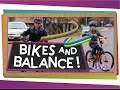 How Does My Bike Stay Up? | Physics for Kids