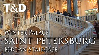 Saint Petersburg: Winter Palace, Jordan Staircase - Travel & Discover