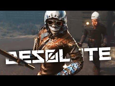 видео: Desolate - НАПАЛИ НА ЛАГЕРЬ БУНТАРЕЙ! #3