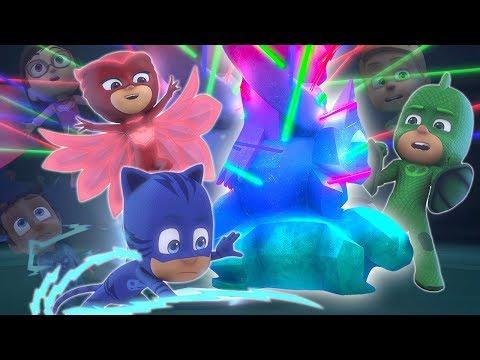 PJ Masks ⭐️HOW TO BE A HERO ⭐️ 1 HOUR | HD | Superhero Kids
