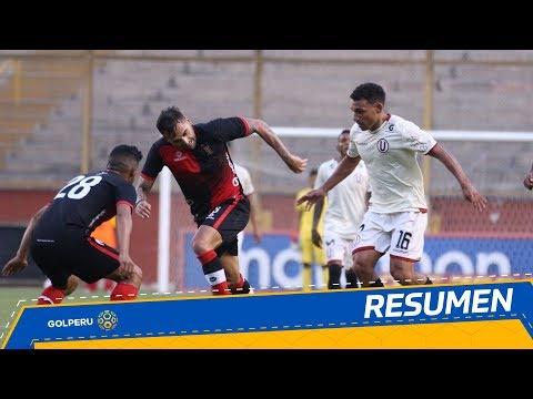 Resumen: Universitario de Deportes vs. FBC Melgar (1-1)