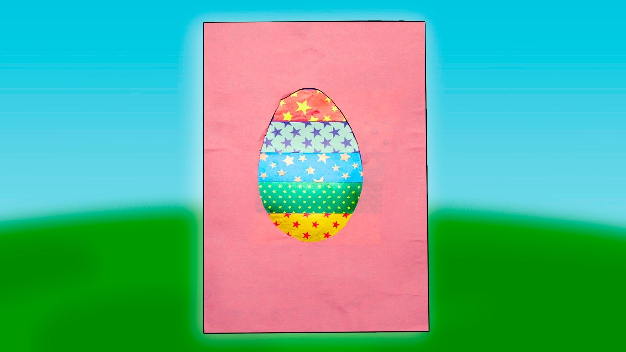 Card Making Ideas Easter Part - 30: Easter Cards | Easter Craft Ideas | DIY Greeting Cards | Card Making Ideas