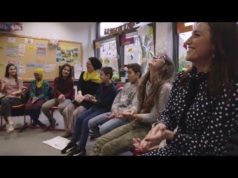 Musik, Sprache, Teilhabe - Deutsch lernen mit Musik