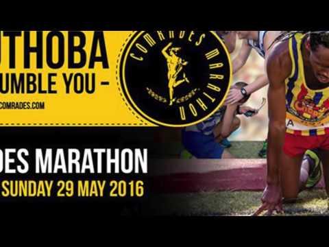 Lusaka Fitness Squad Comrades Marathon 2016