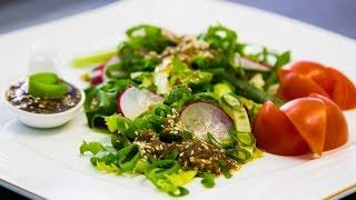 Ясай сарада (японский салат)