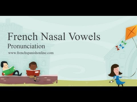French Nasal Vowels