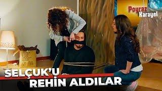 Songül ve İpek, Selçuk'a Karşı İşbirliği Yaptı | Poyraz Karayel  47. Bölüm