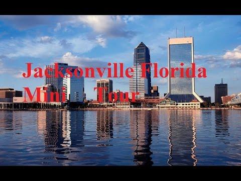 Mini Jacksonville Florida Tour