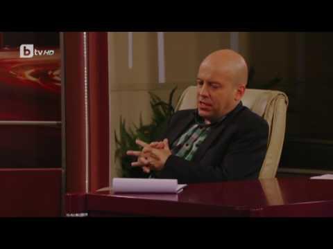 Шоуто на Слави: Д. Пенев: Защо феновете на ЦСКА-София са гневни на Бербатов?