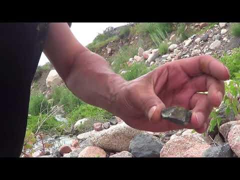 25 Горная речка и речные камни 4