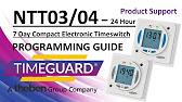 Timeguard ntt01 ntt02 ntt05 programming instructions youtube 813 cheapraybanclubmaster Images