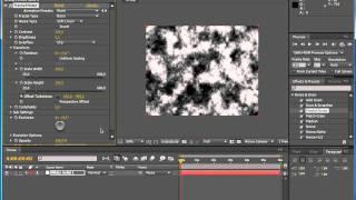 Создание эффекта огня в Adobe After Effects CS5 (42/49)