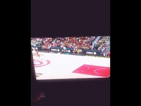 NBA 2K16:PLAY NOW -ATL Hawks VS