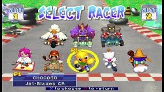Gambar cover Chocobo Racing PS1 Gameplay HD (ePSXe)