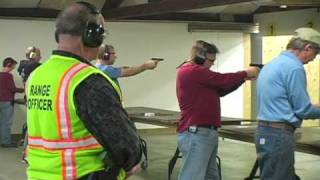 CCW Course Tour At Chico Rod & Gun Club Chico Ca.