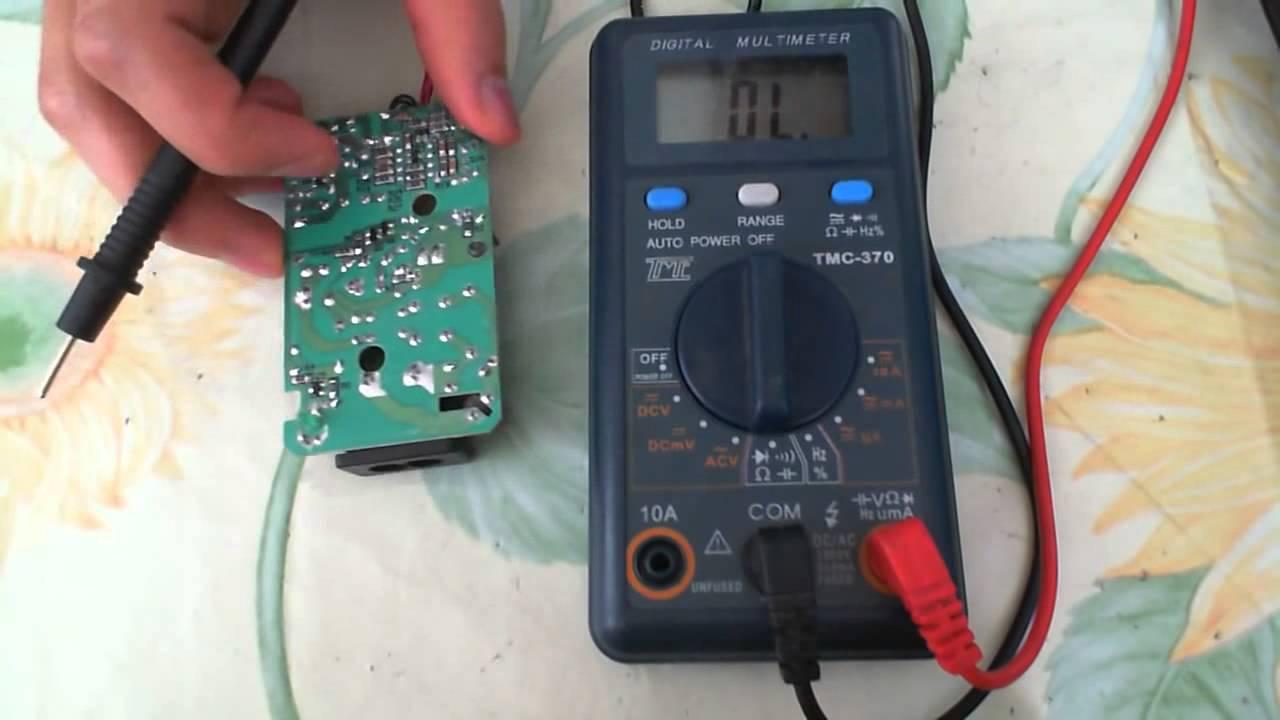 El Varistor Prueba Basica Curso De Electr U00f3nica Gratis