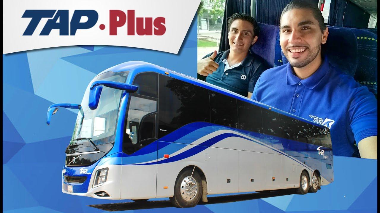 TAP Plus Volvo 9800 | Review #20  Puerto Vallarta A Culiacán