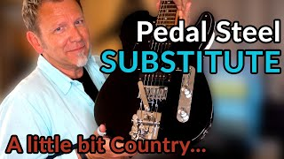 PEDAL STEEL DUPE - Tele B-Bender - The perfect touch of Country