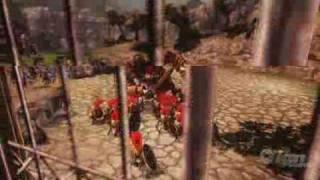 Overlord II Battle Gameplay