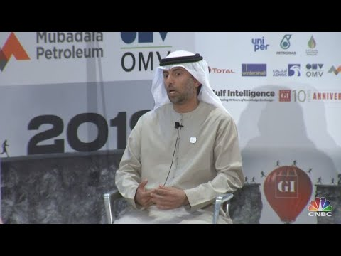 Full interview with UAE Energy Minister Suhail Al Mazrouei   Access Middle East