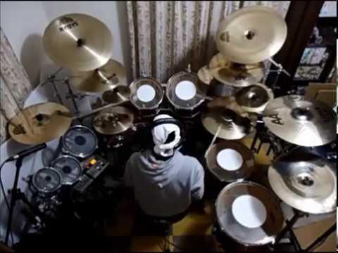 【Janne Da Arc】Shining ray【Drum cover】