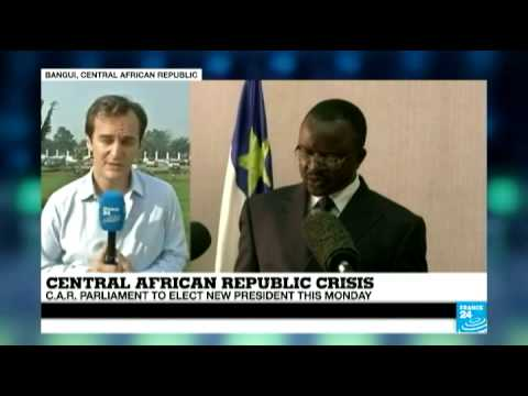 Central African Republic: a very important day for the country as the MPs elect a new president