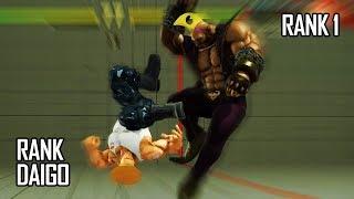 Street Fighter V AE Daigo (Guile) vs. Current Rank 1 player Trashbox.