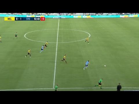 A-League 2018/19: Round 20 - Wellington Phoenix v Sydney FC (Full Game)