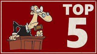 TOP 5 Największych Zarzutów wobec Disneya (2/2)