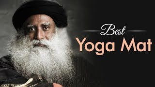 What is the Best Yoga Mat to Use? - Sadhguru